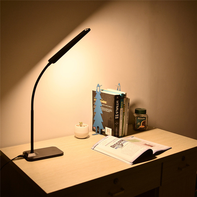 Marvelous Laideyi Led Desk Lamp Table Lamp Touch Switch 3 Level Brightness Dimming Light Highly Sensitive Touch Dimmer Office Light In Desk Lamps From Lights Home Remodeling Inspirations Cosmcuboardxyz