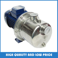 SZ037 Stainless Steel Water Jet Pump Centrifugal Water Pump 0.37KW 220V/50HZ Self Priming Booster Pump