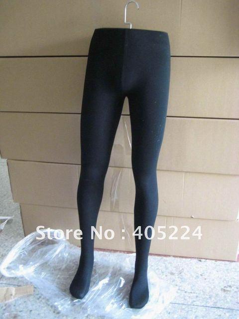 Adult Flexible Foam Mannequins Male Pants Model Legs