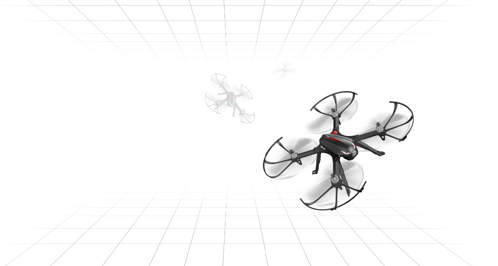 B3 Bugs 3 RC Quadcopter Brushless 2.4G 6-Axis Gyro Drone with Camera Mounts for Gopro Camera free shipping 10