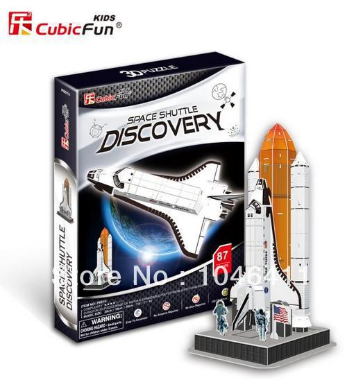 DISCOVERY CubicFun 3D educational puzzle Paper & EPS Model Papercraft Home Adornment for christmas gift wat phra kaew cubicfun 3d educational puzzle paper