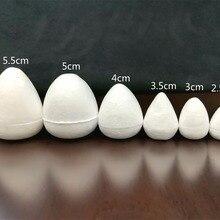 Modeling-Foam Stocking Styrofoam-Balls Rose-Bud Polystyrene Nylon White Flower-Accessories