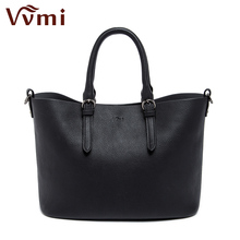 Vvmi brand 2016 women big bags simple zip totes handbags female hasp routine single shoulder bags new fashion classic vintage