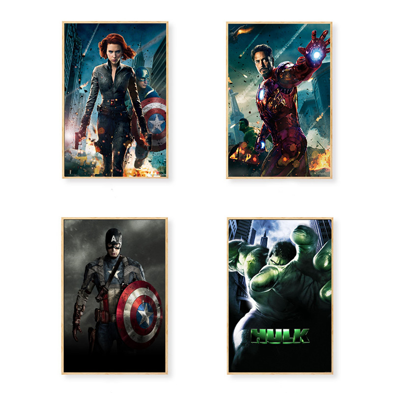 Captain America Poster War Movie Posters Prints Marvel Comics Films ...