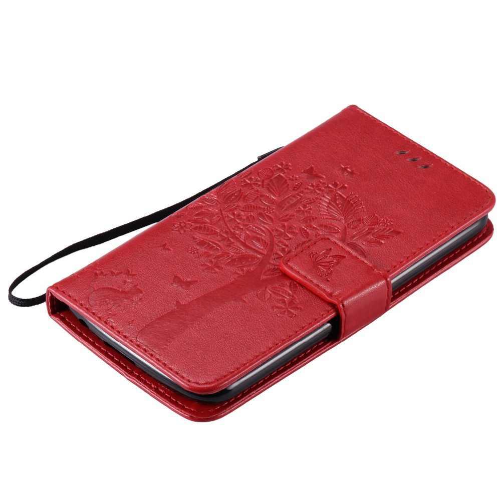 Dành Cho LG K10 Ốp Lưng LG K10 Bao Ví Cầm Tay Cao Cấp Da PU Dành Cho LG K10 LTE K430DS K430 K420N k10 K410 Lật Bao Bọc Điện Thoại