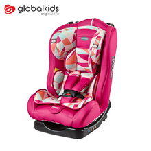 GLOBALKIDS 3-in-1 Convertible Baby Car Seat 0-6 Year Harness Booster
