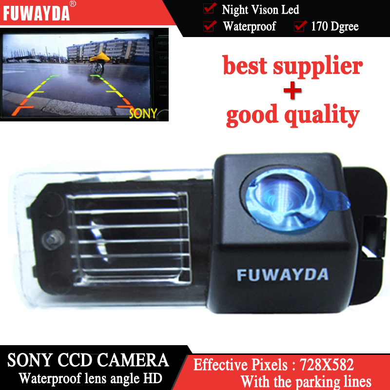 FUWAYDA SONY CCD Car RearView Reverse Backup Parking Safety font b CAMERA b font for VW