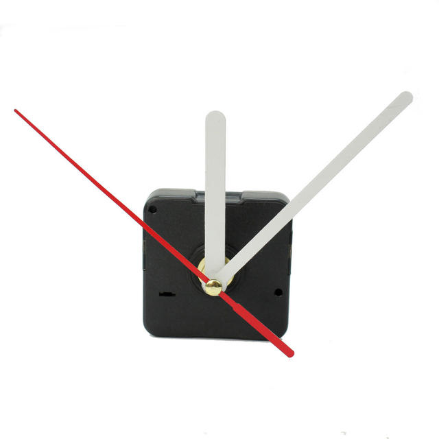 Aliexpresscom Buy Modern Black Quartz Wall Clock Mechanism