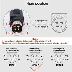 Image 5 - 12V 8A شاشة تلفزيون إل سي دي شقة شاشة تلفزيون مسطحة DVR محول كهرباء 12v 8.5a 4pin محول VCR محول 4 دبوس تحويل التيار الكهربائي شاحن