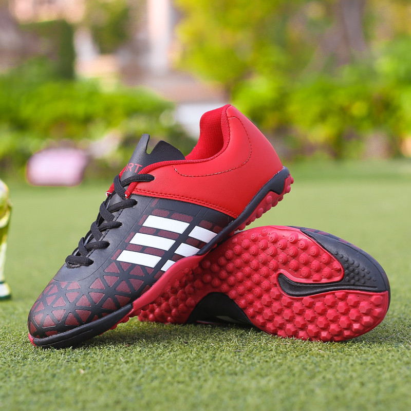 TOURSH Chaussure כדורגל ספורט נעלי זכר Chuteira Futebol גברים חיצוני כדורגל ספורט נעלי כדורגל מגפי Superfly חורף