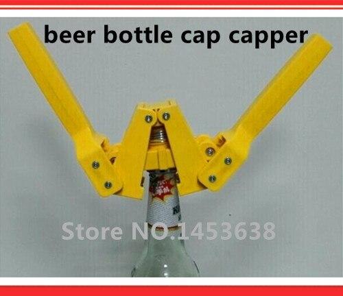 Semi-automatic plastic bottle capping machine/manual capper buy.