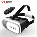 New VR BOX II 2.0 Version 3D Glasses  Virtual Reality VR Glasses Helmet+Bluetooth Controller For 4.7-6Inch Phone