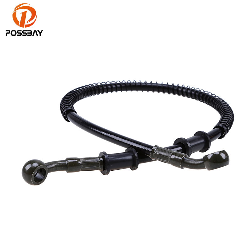 500mm-1900mm Universal Motorcycle Brake Oil Hose Line Pipe Reinforced Brake System For Kawasaki Suzuki Honda Yamaha Ducati MTB