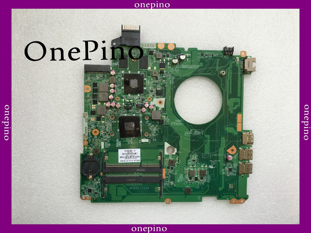 762531-501 fit for HP 15-P DAY22AMB6E0 laptop motherboard DDR3 762531-001 fully tested working 747265 001 fit for hp 240 14 d laptop motherboard ddr3 747265 501 fully tested working