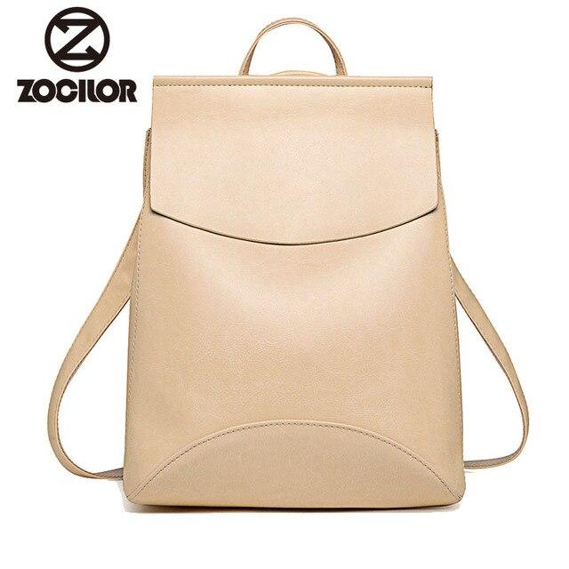 95ed7dcd28ec US $13.99 57% OFF|New Fashion Women Backpack Youth Vintage Leather  Backpacks for Teenage Girls New Female School Bag Bagpack mochila sac a  dos-in ...