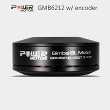 iPower Motor GBM6212-150T 6212 150T DSLR Brushless Gimbal Motor with As5048a Encoder for Canon 5d2 5d3 stabilizer