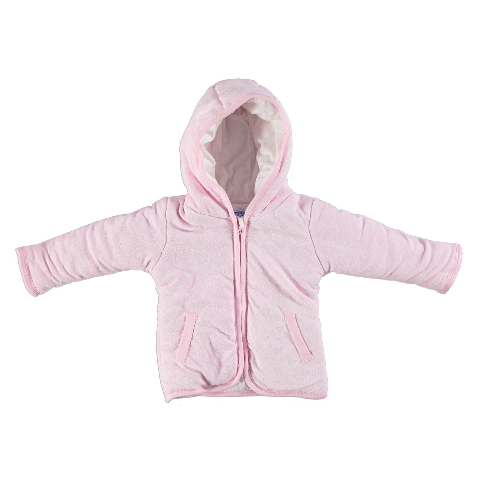 Ebebek Buude Kids Velvet Baby Sweater Cardigan