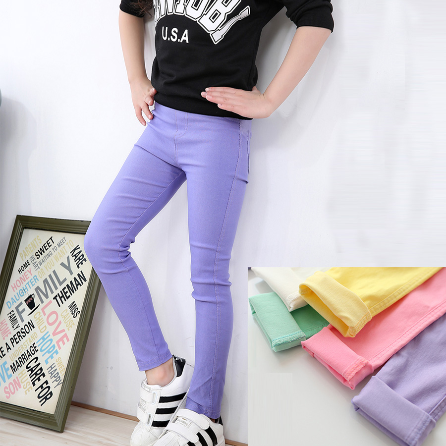 High Quality High Waisted Jeans Skinny for Kids-Buy Cheap High ...