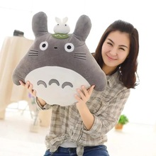 Totoro Doll Toys Chinchilla Plush Children`s Gifts PP Cotton Material Cute and Lovely Novel Design Great Elasticity