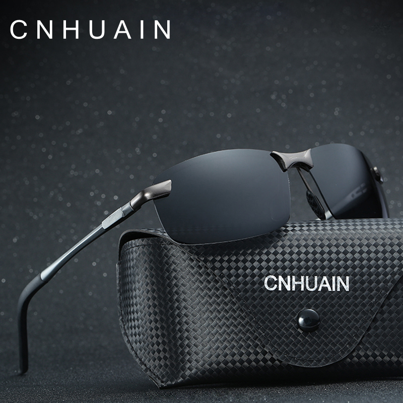 Cnhuain Aluminum Magnesium Men S Sunglasses Polarized Brand Classic Sun Glasses For Men Driver Driving Glasses on 98 Kia Sportage Problems