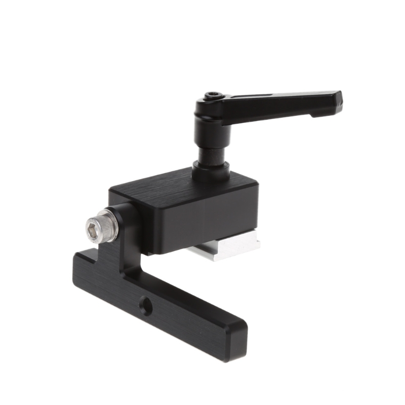 Stop para T-slot Durável em Uso Carpintaria Faça Você Mesmo Ferramentas Mitra Track T-tracks Manual Mod. 205822