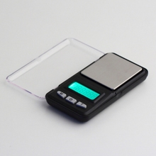 200g x 0.01g LCD Display Mini Jewelry Drug Digital Portable Pocket Scale Practical Electronic Balance Weight Jewelry Scales