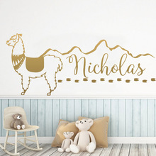 Cute nicholas Wall Stickers Self Adhesive Art Wallpaper For Kids Rooms Nursery Room Decor Decoration