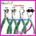 Анти - скольжение резиновая ручка очков линзы плоскогубцы очки плоскогубцы AC37 AC38 AC39 AC40