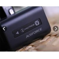 NP FV50 NP FV50 lithium batterijen pack NPFV50 Digitale camera batterij Voor Sony NP FV70 FV30 HDR XR550 CX150E CX760 PJ760 PJ790-in Digitale accu's van Consumentenelektronica op