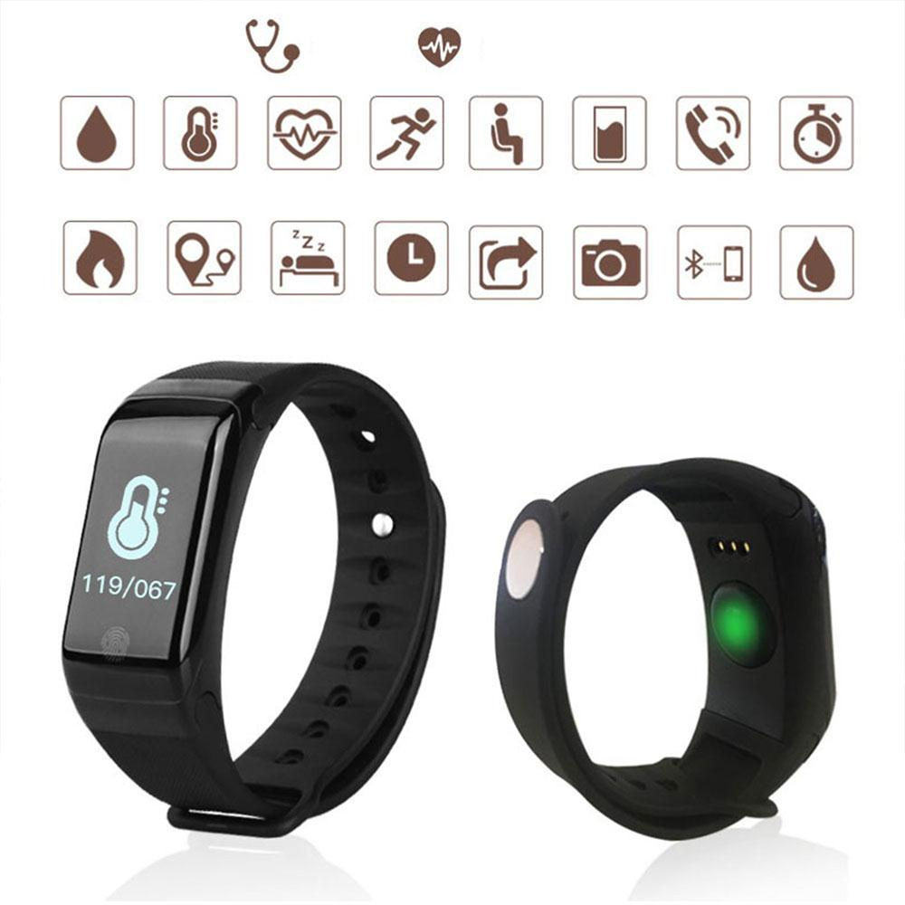 Smart Band Bracelet Blood Pressure Oxygen Heart rate monitoring Activity tracker Intelligent Bracelet Fitness Watch PK