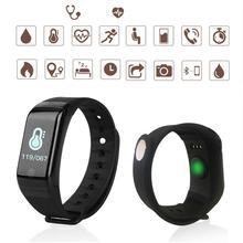 Smart Браслет Приборы для измерения артериального давления кислорода мониторинга сердечного ритма трекер умный Браслет Фитнес часы PK x9 плюс