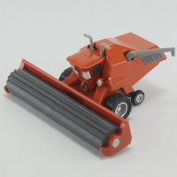 Disney Pixar Cars Harvester Frank Genuine Auto Story Alloy Model Toys Children Gifts1 55