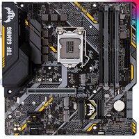 Asus Туф B360M PLUS игровой S материнская плата LGA1151 4x DDR4 Max 64 GB Оперативная память Intel B360 Micro ATX DVI HDMI SATA III M.2 оригинальный