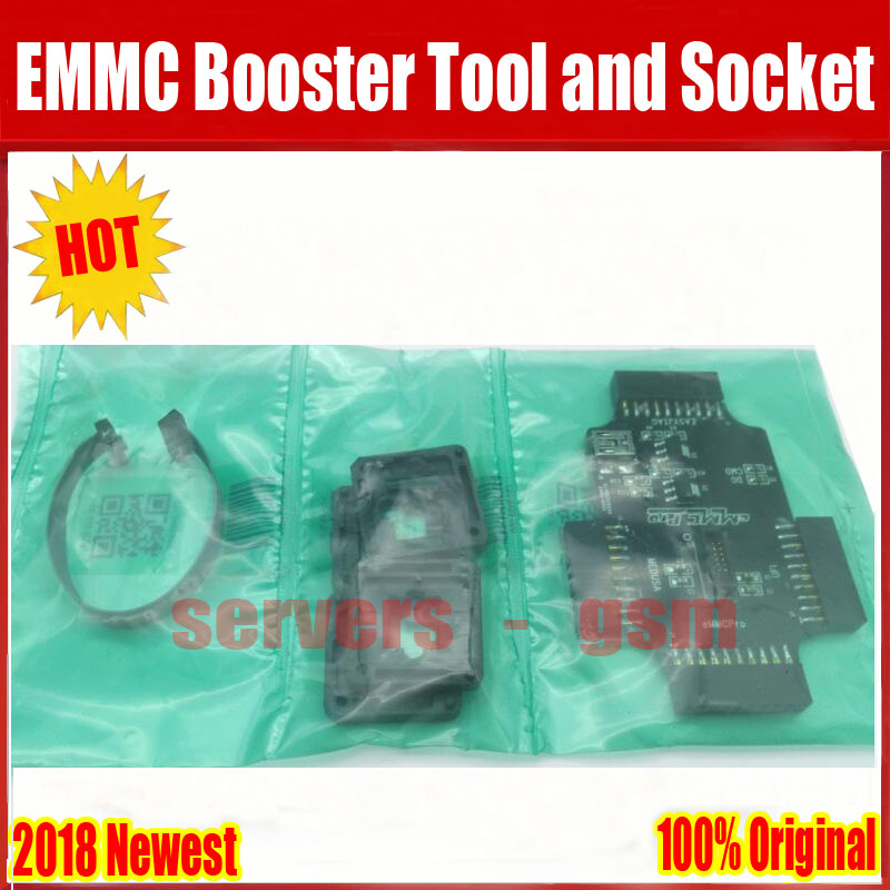 Communication Equipments Back To Search Resultscellphones & Telecommunications Punctual 2018 Newest Original Emmc Booster Tool With Emmc Socket Device Support Emmc Box Easy Jtag Plus Ufi Box Aft Box Medusa Pro Box