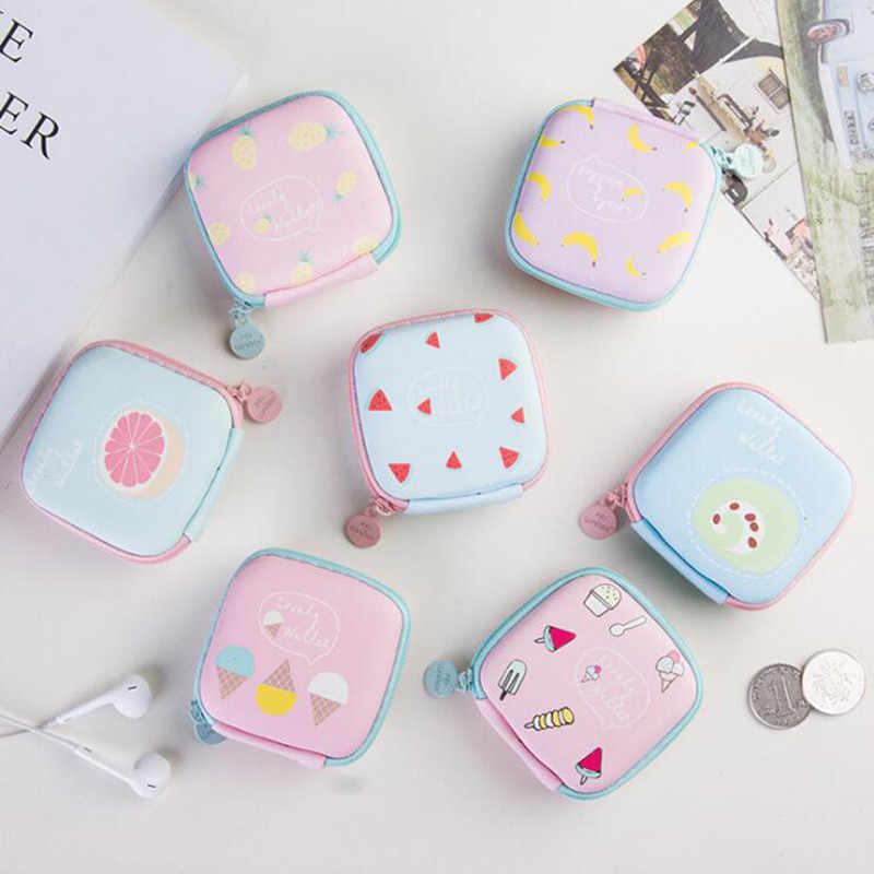 Baby Souvenirs Summer Coin Purse Cute Headset Bag Wedding Gifts