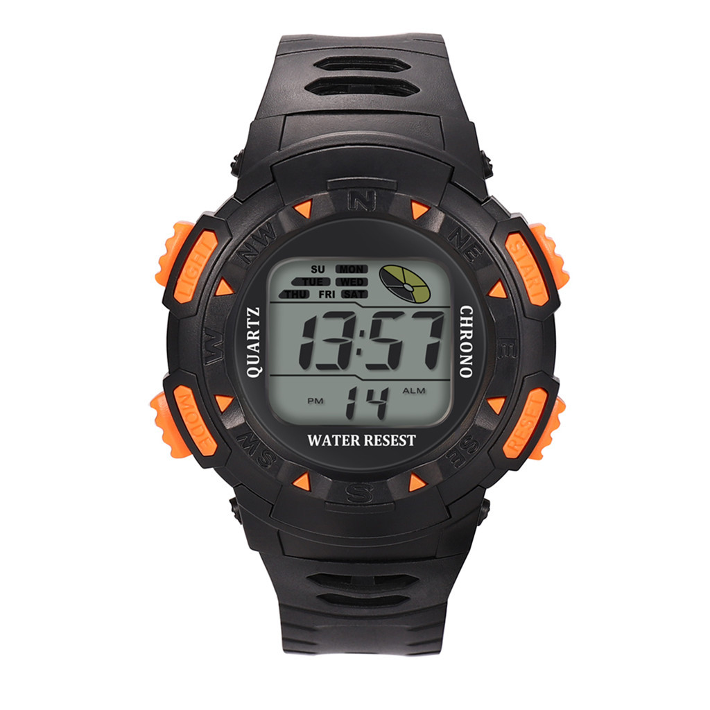 Digital watch men Sports Waterproof Watch Electronic Sport Watches Casual Wristwatches reloj hombre 2019 Male Clock digital NEW
