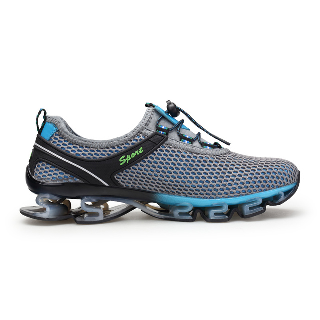 Men & Women Bounce Summer Breathable Running Shoes Sneakers