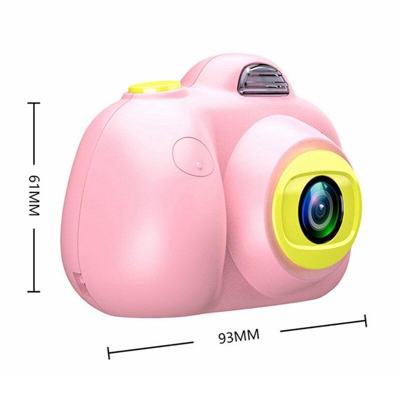 Enfants éducatifs enfant en bas âge jouet Photo caméra enfants Mini jouet numérique caméra Hd pour enfants bébé enfants - 5