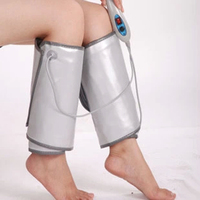 hot heating massage leg slimming thigh, foot massager leg slimming belt electric feet heating pad