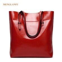 Women Bucket Bags 2017 New Fashion Famale Leather PU Shoulder Bag Luxury Handbags Designer Vintage Tote bag
