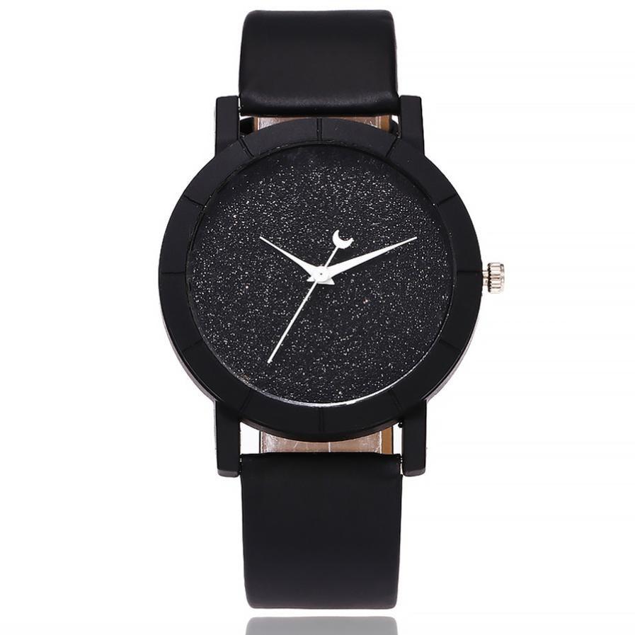 Casual Women's Analog Quartz Leather Band Newv Strap Watch Fashion luxury Wrist Watch simple casual ladies bracelet watches 2017 new fashion elegant women casual simple quartz analog watch band wrist watches l10173