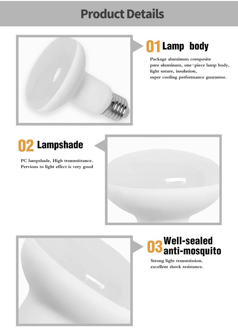 Bombilla Led regulable 1
