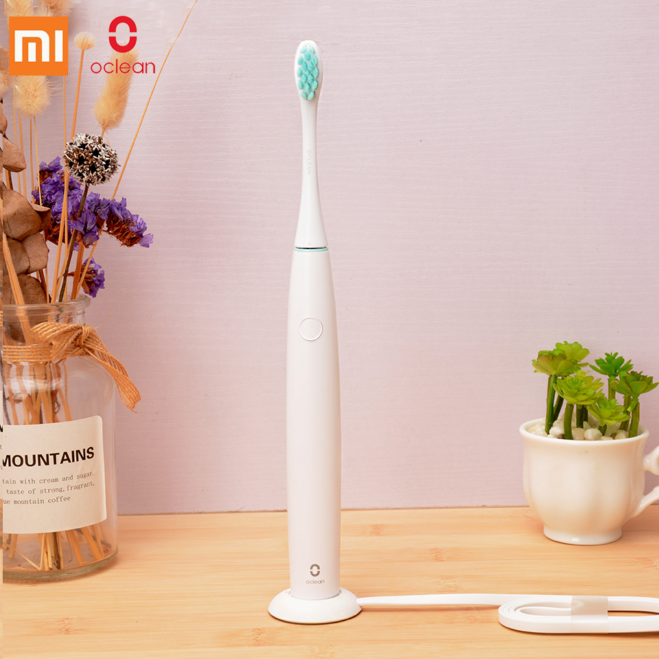 Xiaomi Oclean Top quality Sonic Electric toothbrush Rechargeable 40000 strokes min Clean Whitening Oral Healthy Birthday