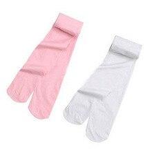 И розничная ; высокое качество; для детей от 3 до 7 лет; розовые и белые Балетные Носки для девочек; детские носки