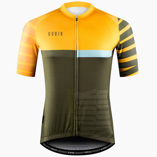 Bycicle jerseys 2018 summer men pro club short sleeve cycling jersey  Anti-sweat Breathable bike maillot ciclismo camisa ciclismo 511295334