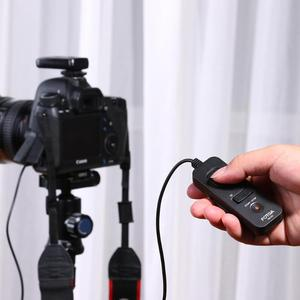 Image 4 - Universal FOTGA RM VS1 Remote Control Shutter Release Timer For SONY A7 A7R RX10 ILCE 7 Cameras As RM VPR1