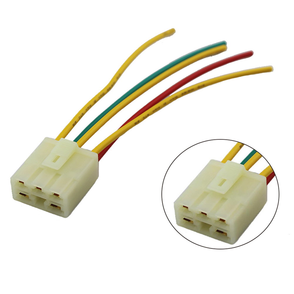 Buy 6 Wires Voltage Regulator Rectifier Motorcycle And Get Free Gy6 Wire Diagram Shipping On