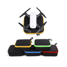 Drone accessories bag DJI Spark done Mini Waterproof Portable Handheld EVA Bag for DJI Spark Aircraft Colorful Storage Bag Case dji spark case hardshell shoulder bag portable handbag carrying backpack storage boby controller battery for dji spark drone