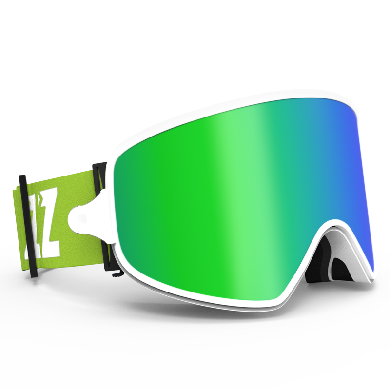 COPOZZ Dual use lenses Ski Goggles with Magnetic  2 in 1 Lens Anti fog UV400 Night Skiing Snowboard Goggles for Men & Women|ski goggles|ski snowboard gogglessnowboard goggles - AliExpress