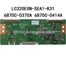 free shipping Good test T-CON board for LC320EXN 6870C-0370A 6870C-0414A LC320EXN-SEA1-K31(China)